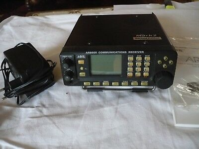 AOR AR-8600MK2 Communications Receiver