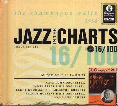 Jazz In The Charts 16 (1934) Harry Reser/Claude Hopkins/Ben Pollack/Cab Calloway