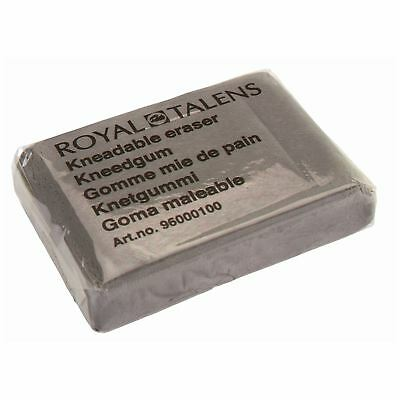 kneadable eraser putty rubber single grey putty Royal Talens