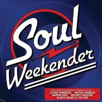 SOUL WEEKENDER 3 CD ALBUM SET - VARIOUS ARTISTS (New Release March 30th 2018)