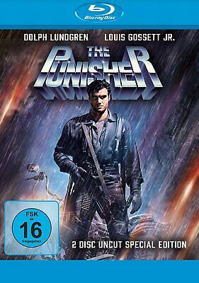 The Punisher - 2-Disc Uncut Special Edition (Dolph Lundgren) # BLU-RAY+DVD-NEU
