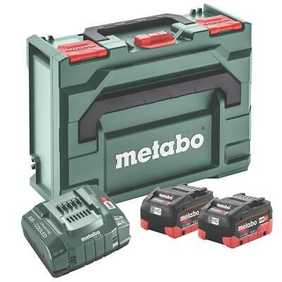 Metabo 18 Volt Akku Basis-Set 3 x 5.2 Ah Akku ASC Ultra 685061000  #OB