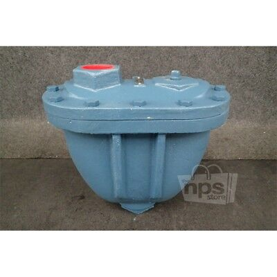 Val-Matic 202C.2 2in Combination Air Valve For Clean Water 300PSI 25SCFM *