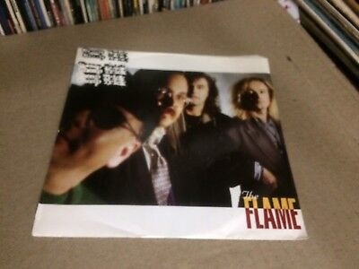 """CHEAP TRICK THE FLAME PIC SLEEVE WITH  v 45 7""""  P"""