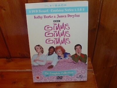 Gimme Gimme Gimme The Complete Collection Dvd Box Set