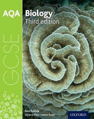 AQA GCSE Biology Student Book (Third Edition) (Paperback), Ryan, ...