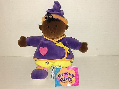 Manhattan Toy Groovy Girls Groovy Babies Shantelle Baby Doll NEW with tags RARE