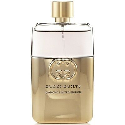 02bdd409014 GUCCI GUILTY DIAMOND LIMITED EDITION BY Gucci cologne EDT 3.0 oz New Tester