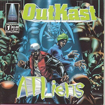Atliens -  CD GTVG The Fast Free Shipping