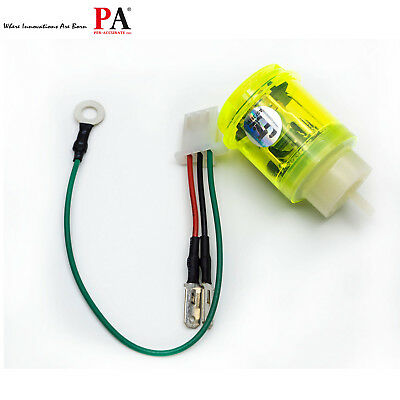 1x LED Flasher Blinker Relay Turn Signal Direction Light for Motorcycle Scooter