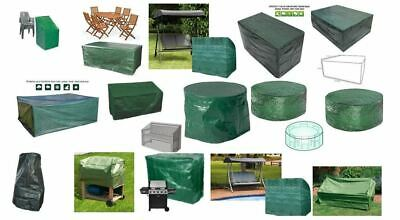 My Garden Durable Waterproof Outdoor Bench Table BBQ Furniture Cover