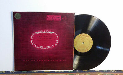 Virgil Thomson, Gertrude Stein ‎– Four Saints In Three Acts LP 1954 Opera RARE