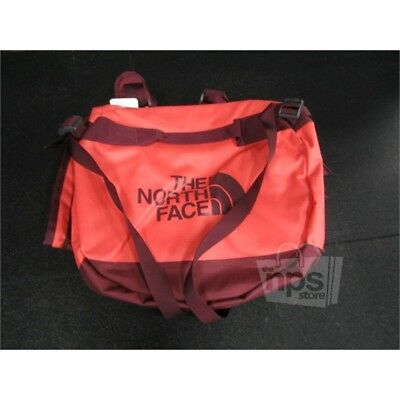 The North Face  Base Camp Duffel Bag, Cayenne Red/Regal Red - Large