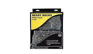 Woodland Scenics C1138 Rock Face Ready Rocks