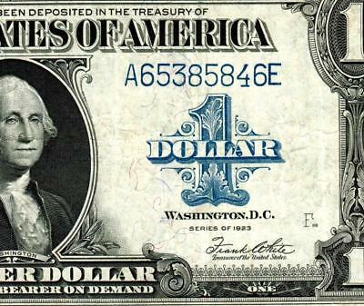 $1 1923  Silver Certificate **  MORE CURRENCY FOR SALE **