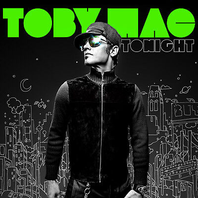 TobyMac - Tonight CD 2010 Forefront Records ** NEW **