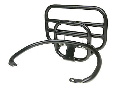 Top Case Carrier PANIER RACK Fold-Up Black for Vespa GT GTS 125-300ccm
