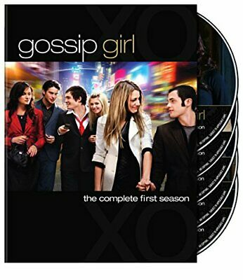 Gossip Girl: Complete First Season [DVD] [2008] [Region 1] [US Imp... -  CD UCVG
