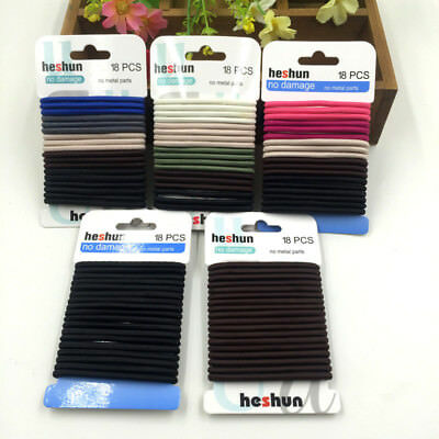 180pcs Lowest Price Girl Elastic Hair Ties Band Rope Ponytail Bracelet NEW