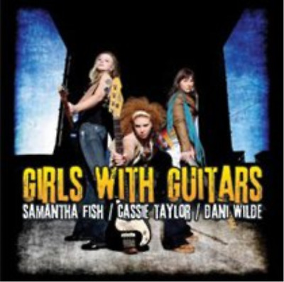 Samantha Fish/Cassie Taylor...-Girls With Guitars  CD NEW