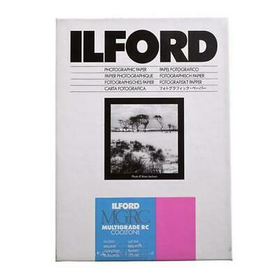 Ilford Multigrade RC Cooltone VC BW Enlarging Paper, Glossy, 5x7 - 100 Sheets