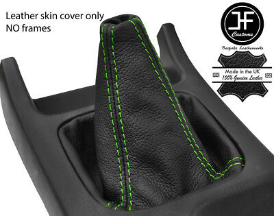 research.unir.net Motors Interior Styling GREEN DOUBLE STITCH FITS ...