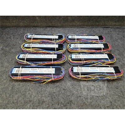 Lot of 8 Philips Advance IZT-3PSP32-SC Electronic Ballast, Rapid Start, 120-277V