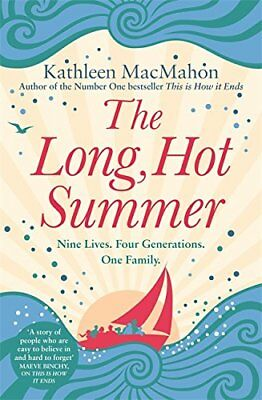 The Long, Hot Summer by MacMahon, Kathleen Book The Cheap Fast Free Post
