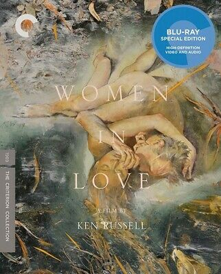 Women in Love (Criterion Collection) [New Blu-ray] Subtitled, Widescreen