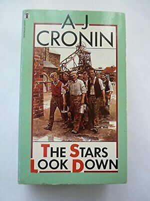 The Stars Look Down by Cronin, A. J. Paperback Book The Cheap Fast Free Post