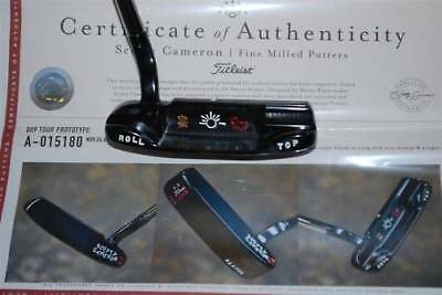 Scotty Cameron Tour 009 1.5 350G Roll Top Jester Retro