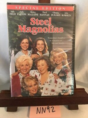 Steel Magnolias (Special Edition) DVD! BRAND NEW! FREE SHIPPING! NN92