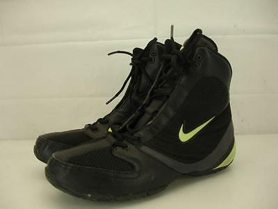 release date 5fabd d0e49 ... spain vtg womens 9 m 40.5 nike internationalist greco black training  shoes boxing high ad156 68919 ...