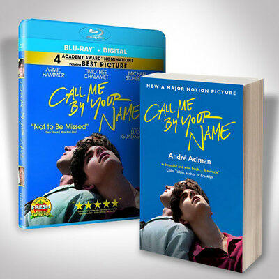 Call Me By Your Name Gift Bundle [New Blu-ray]