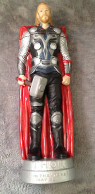 "2011 Marvel Avengers Thor Movie Slurpee 13"" Body Cup THOR (New - No Packaging)"
