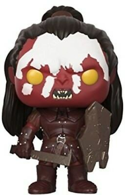 Lord Of The Rings - Lurtz - Funko Pop! Movies: (2018, Toy NEUF)