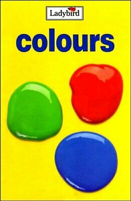 Colours (Ladybird My First Learning Books) by Wingfield, Ethel Hardback Book The