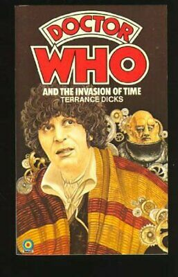 Doctor Who and the Invasion of Time by Dicks, Terrance Paperback Book The Cheap