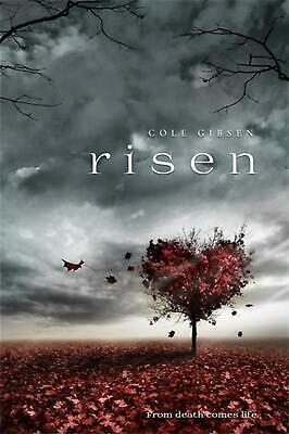 Risen by Cole Gibsen Paperback Book Free Shipping!