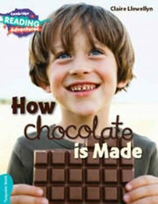 HOW CHOCOLATE IS MADE TURQUOISE BAND, Llewellyn, Claire, 97811075...