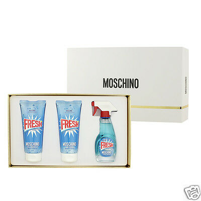 Moschino Fresh Couture EDT 50 ml + SG 100 ml + BL 100 ml (woman)