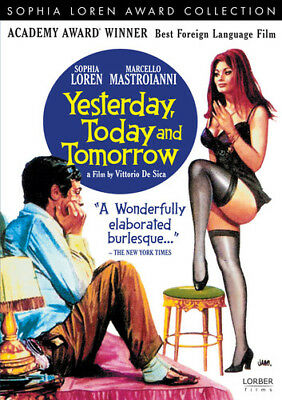 Yesterday, Today and Tomorrow [New DVD] Subtitled, Widescreen