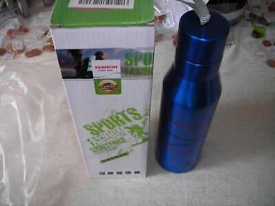Stainless Steel Thermos Insulated sports water bottle Travel ,Car 20 oz