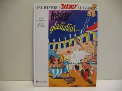 Asterix the Gladiator by Uderzo Hardback Book The Cheap Fast Free Post