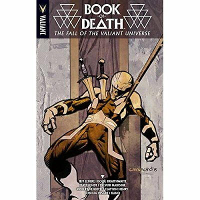 Book of Death: The Fall of the Valiant Universe - Paperback NEW Doug Braithwait