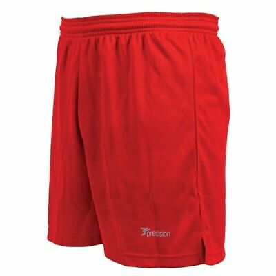 Precision Training Madrid Football Shorts / Training Shorts Anfield Red rrp£10