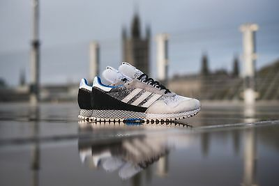 9a583b76b09 ADIDAS CONSORTIUM NEW York x HANON - Dark Storm UK 9.5 collaboration ...