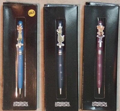 Hanna Barbera The Jetsons Set of 3 Ballpoint Pens - George Jane Astro New in Box