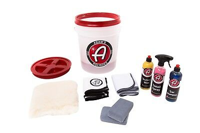 Adam S Polishes Adam S Complete 2 Bucket Car Wash Kit 149 99