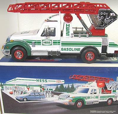 HESS RESCUE TRUCK 1994 Mint in Original Box NIB